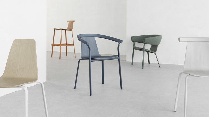 Design-Forward Stackable Chairs