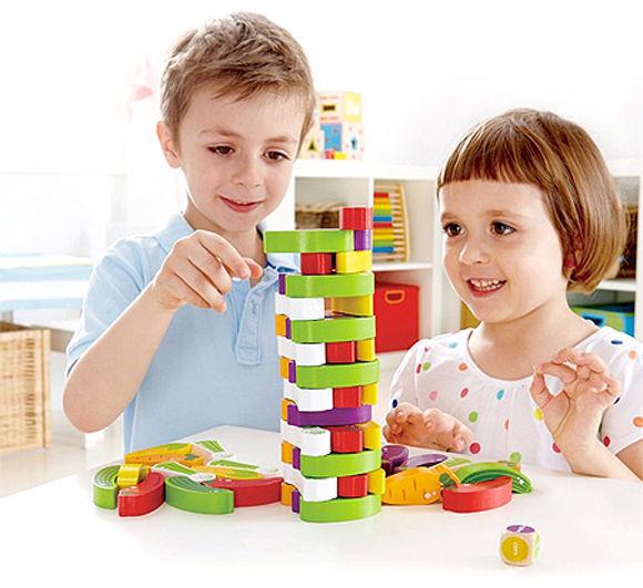 Educational-Promoting Block Games