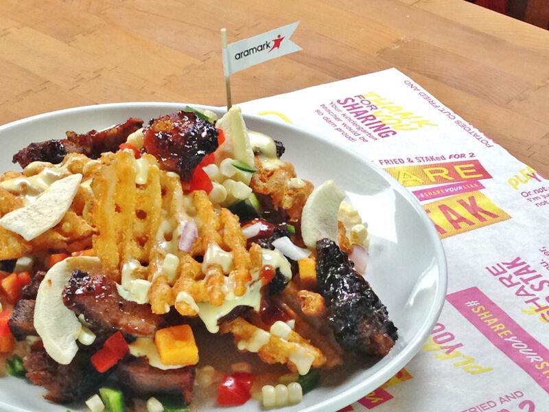 At-Home Stadium Food Experiences