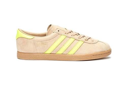 Spring-Ready Tonal Sneakers