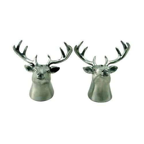 Deer Head Table Decor