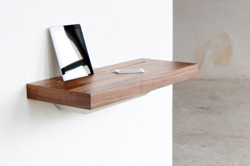 Minimalist Techcessory Ledges