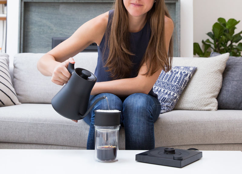 Smart Connected Kettles