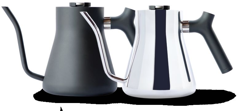 Coffee-Perfecting Kettles