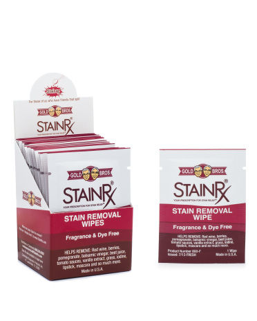 Wine Stain Remover Wipes