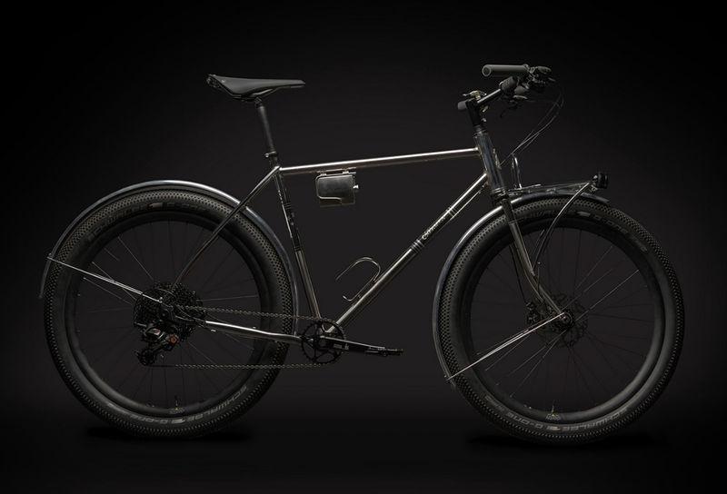 Chic Handmade Steel Bicycles