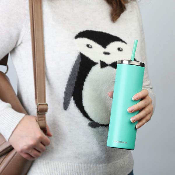 Slender Sustainable Drink Vessels
