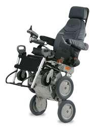 Stair Climbing Robot Wheelchair