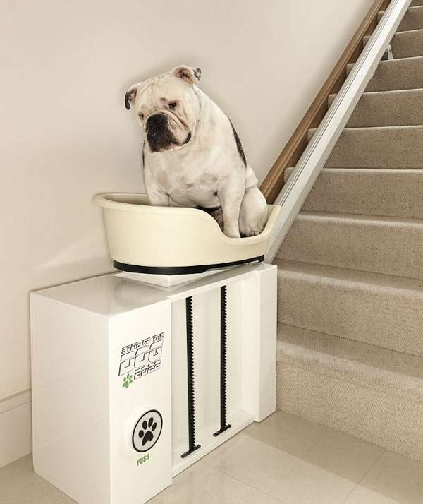Porky Pooch Stairlifts