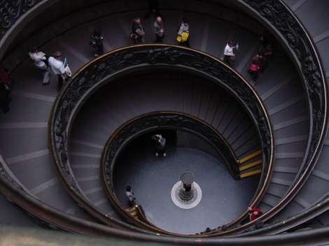 Obsessive Stair Art