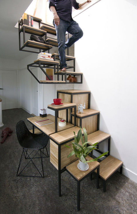 All-in-One Staircases