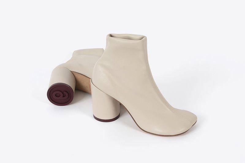 Slick Stamped Heel Designs