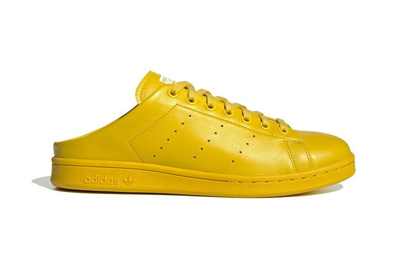 Mustard Yellow Slip-On Sneakers