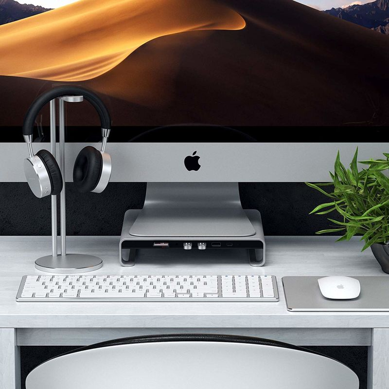 Connected Ergonomic Computer Stands