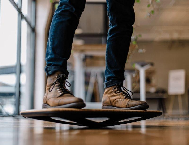 Continuous Movement Desk Boards