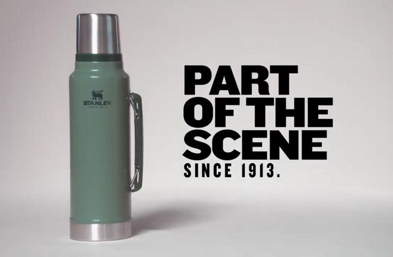 Cinematic Bottle Campaigns