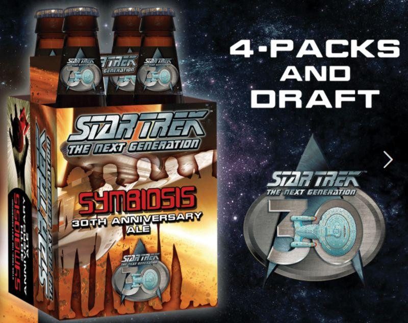 Celebratory Sci-Fi Ales