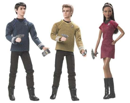 Toys for Trekkies