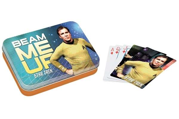 Trekkie-Themed Card Games