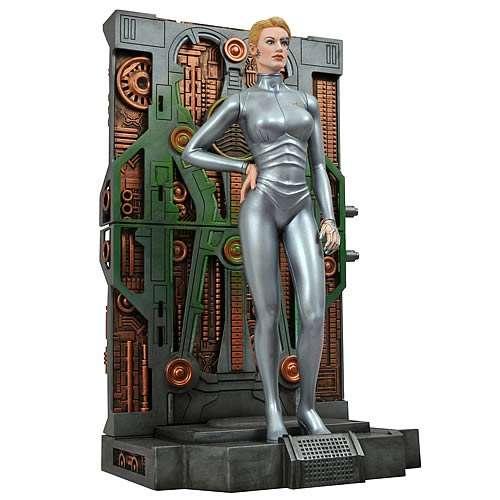 Sci-Fi Femme Fatale Sculptures