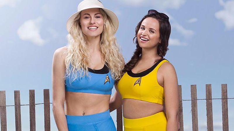 Sci-Fi Swimwear Lines