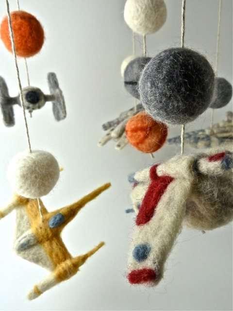 Sci Fi Crib Accessories