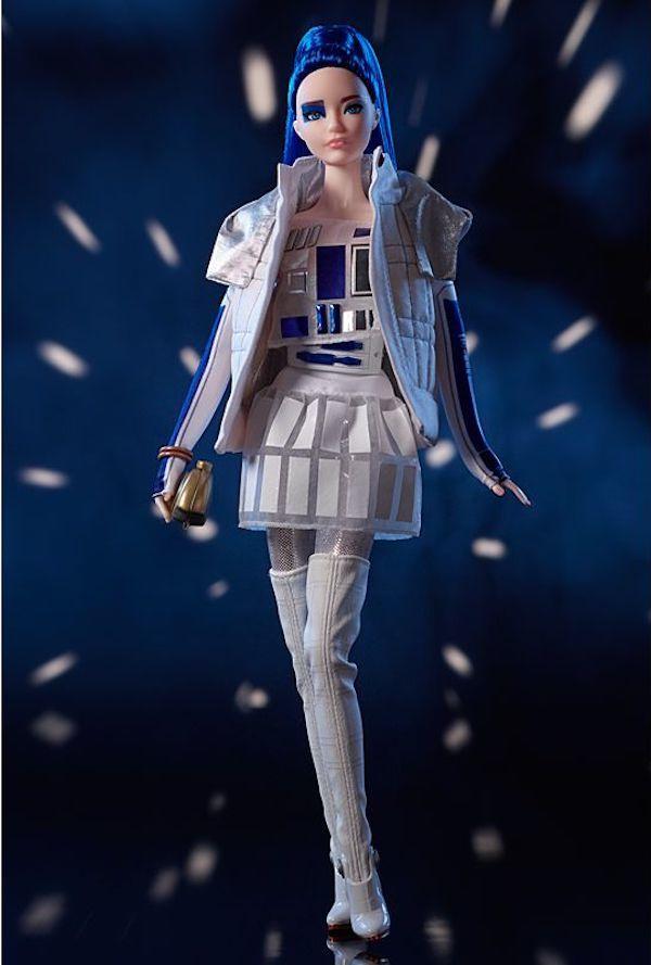Sci-Fi Barbie Dolls