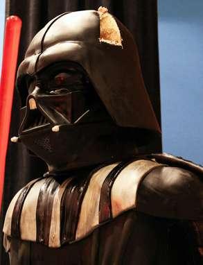 Massive Darth Vader Desserts