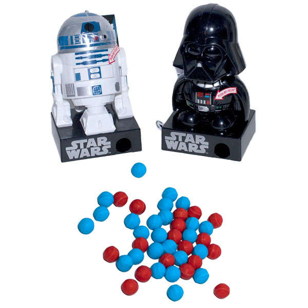 Intergalactic Candy Dispensers