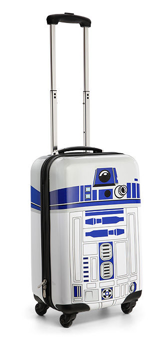 Space Opera Suitcases