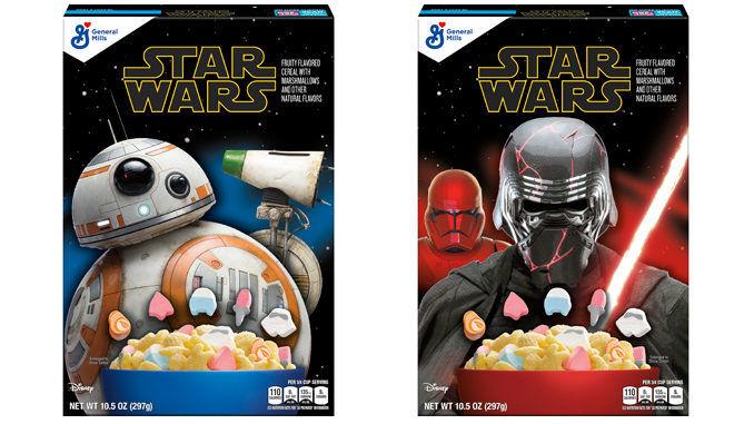 Intergalactic Franchise Cereals