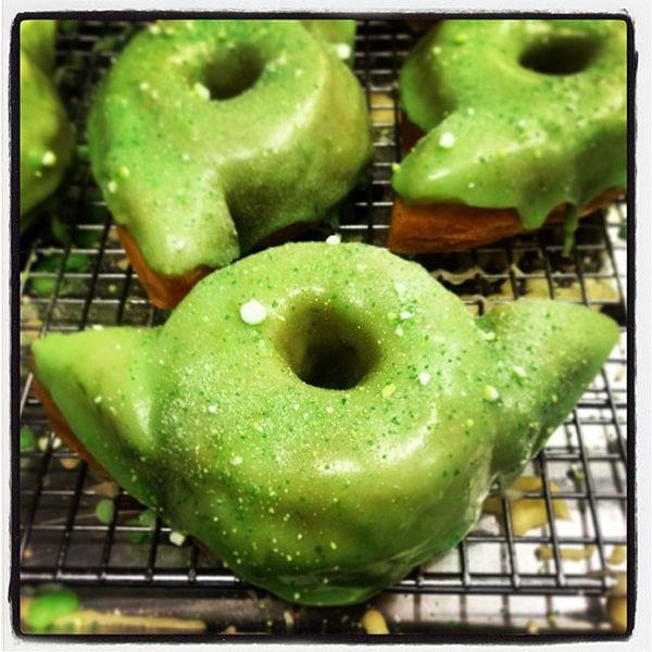 Galactic Donut Designs
