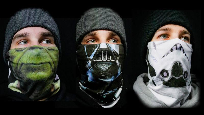 Sci-Fi Franchise Face Masks : Star Wars Face Masks