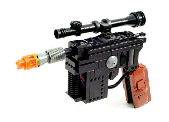 LEGO Galaxy Guns