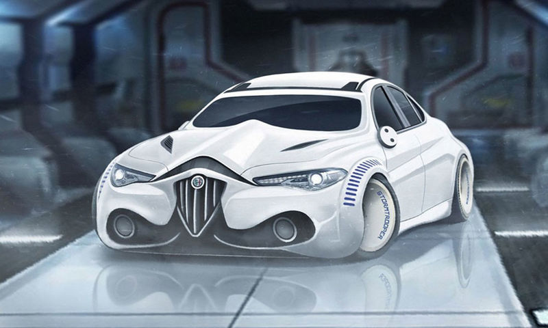 Sci Fi Character Cars Star Wars Movie