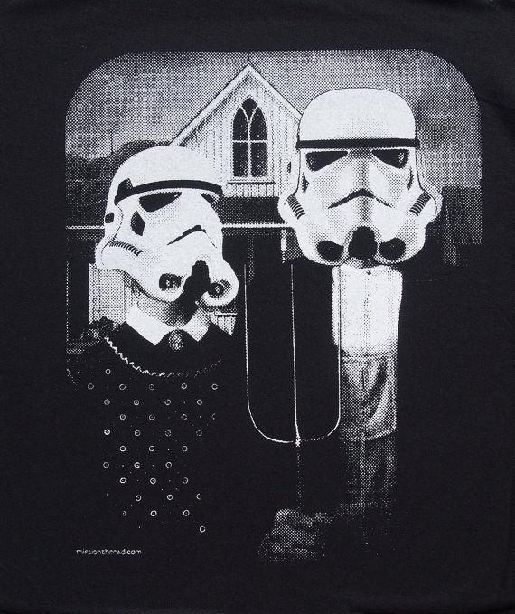 Intergalactic Artistic Shirts