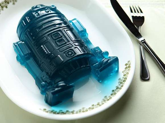 Sci-Fi Food Shapers