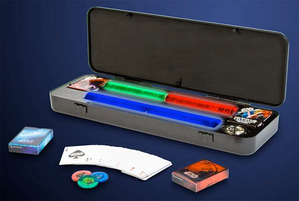 Sci-Fi Gambling Kits