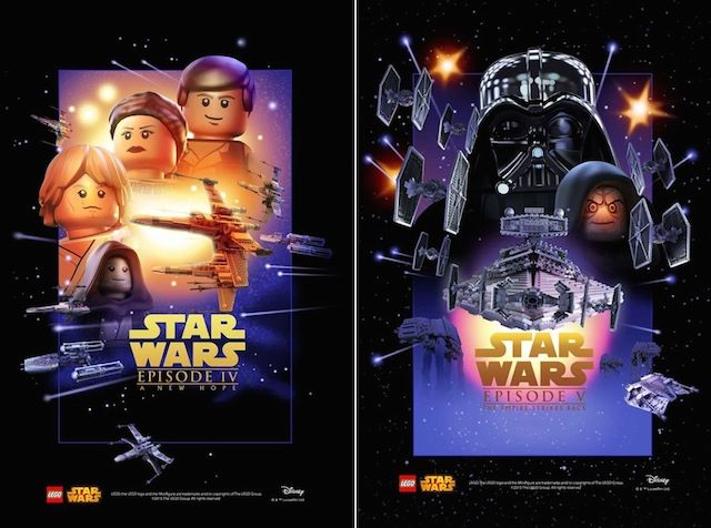Toy Brick Film Posters