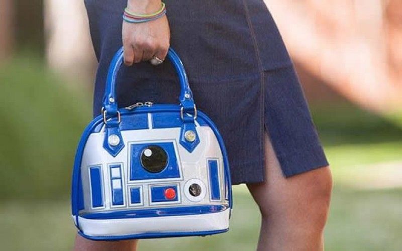 Chic Sci-Fi Bags