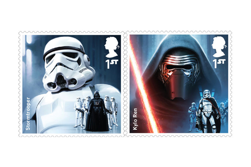 Intergalactic Stamp Collections