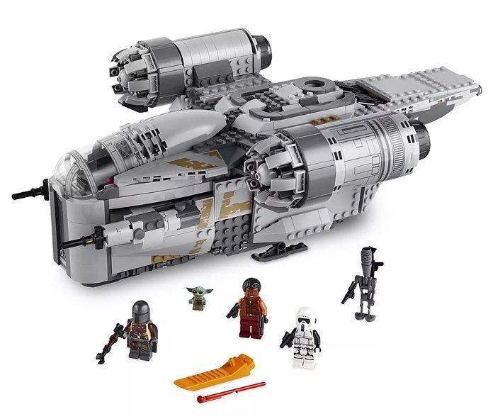 Sci-Fi Series Toy Sets