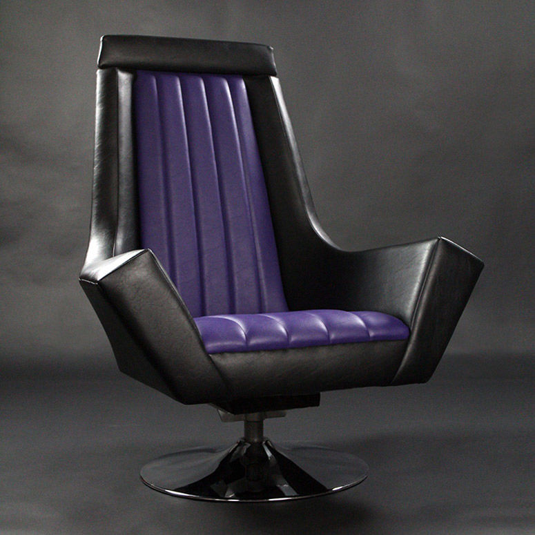Emperor-Inspired Arm Chairs