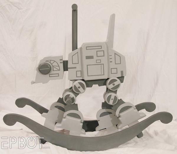 Sci Fi Baby Rockers Star Wars Toy
