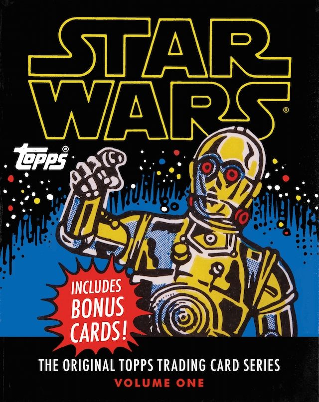 Vintage Galactic Trading Cards