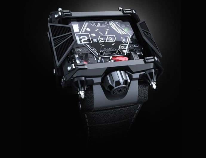 Villainous Galactic Watches