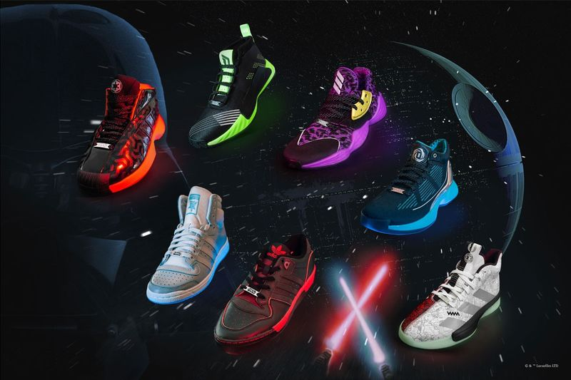 Sci-Fi-Inspired Sneaker Collections
