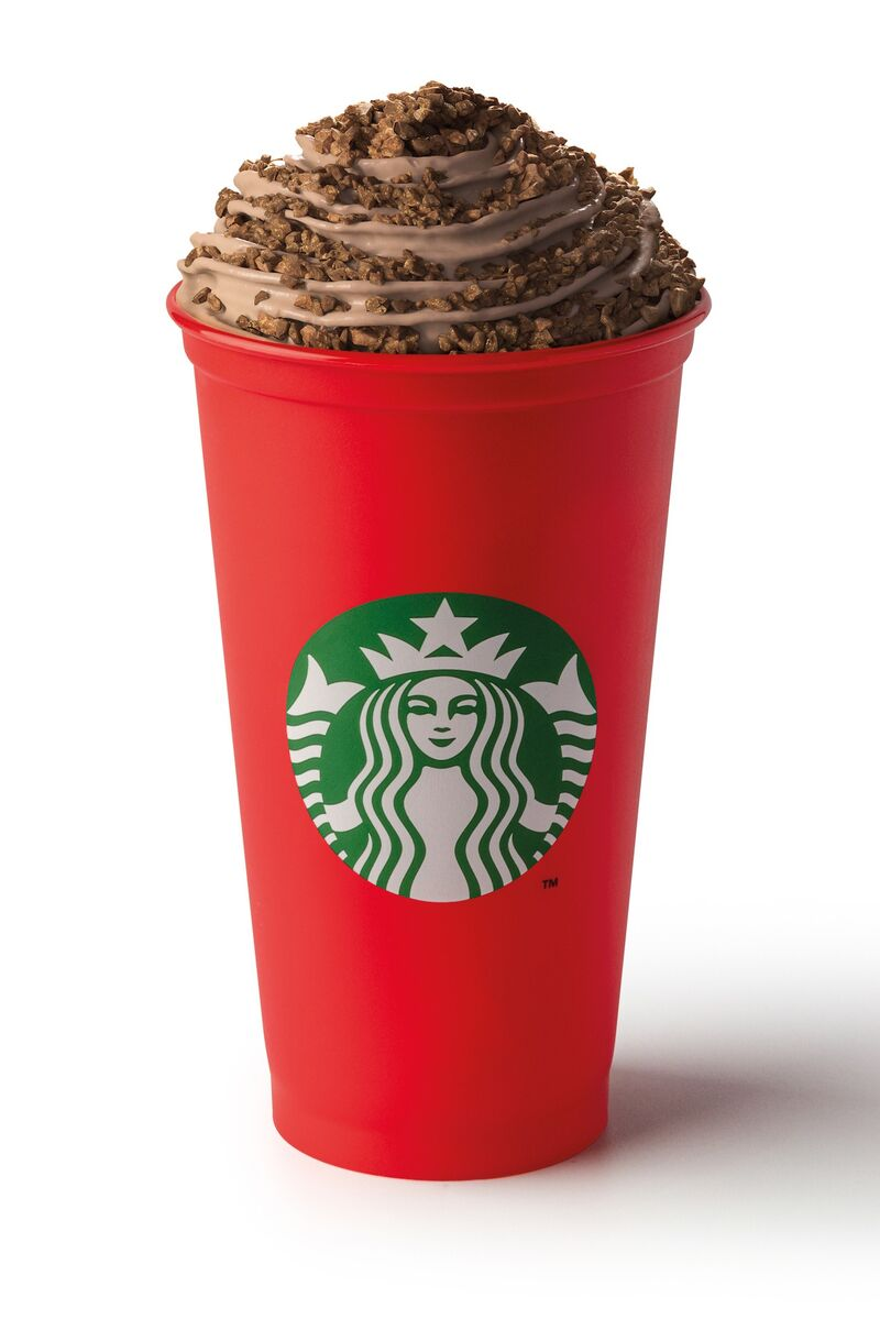 Holiday Drink Announcements
