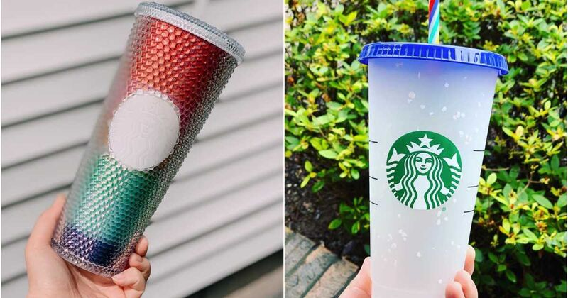 Color-Changing Pride Tumblers