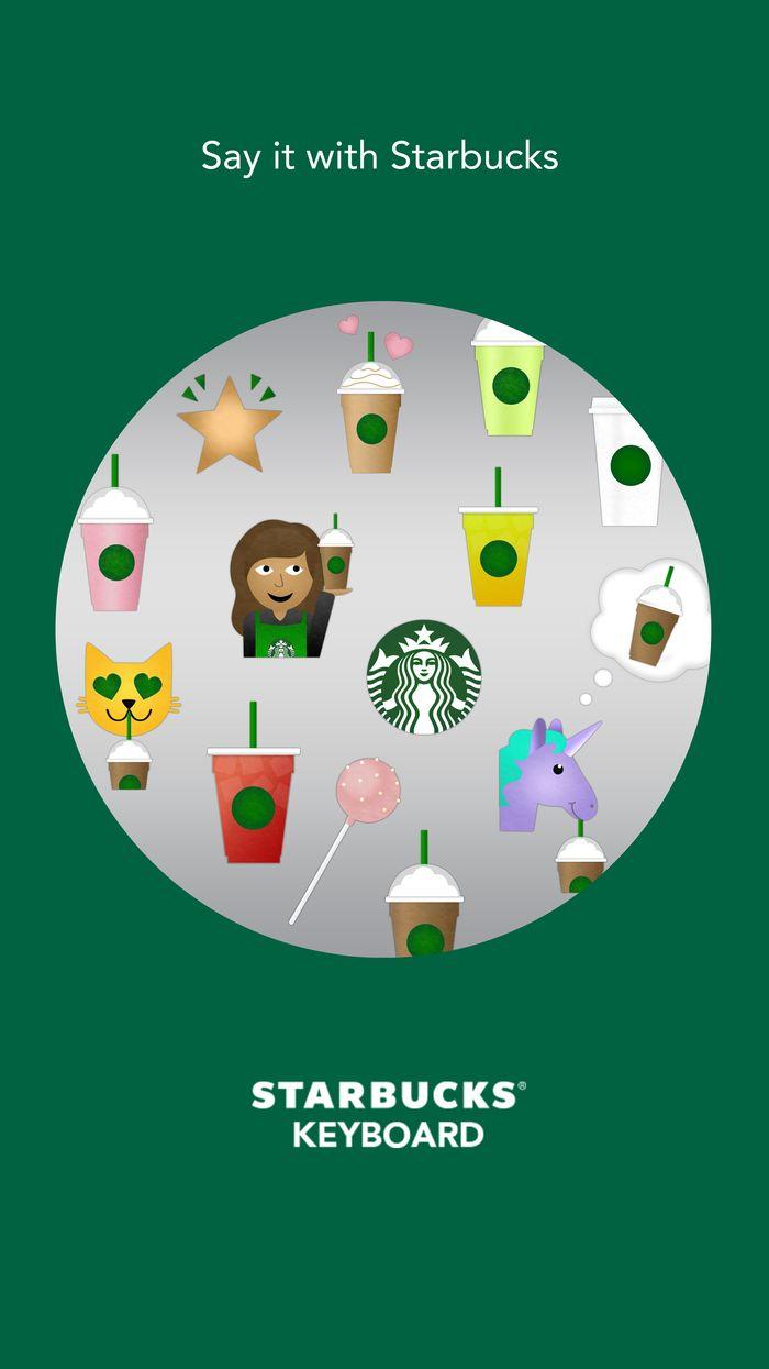 Coffee Shop Emoji Keyboards